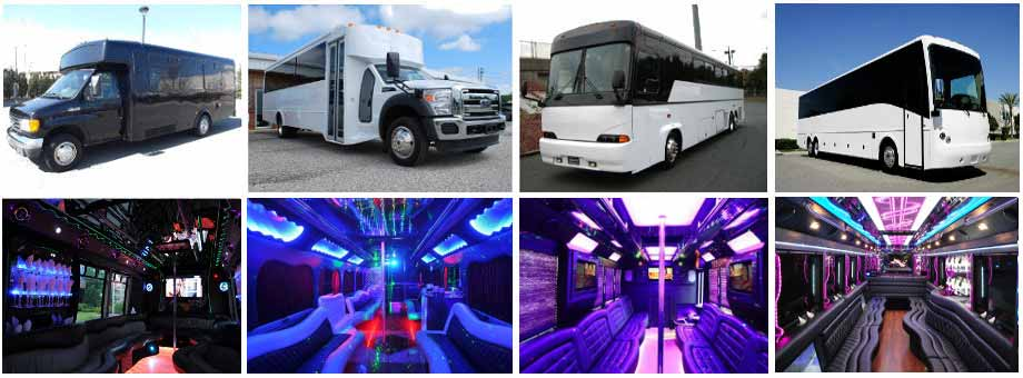 Party buses Fort Collins