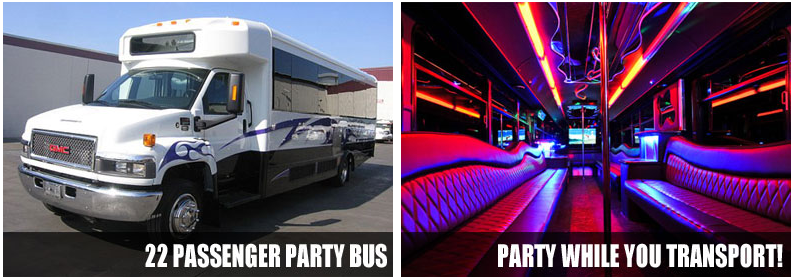 party bus rentals Fort Collins