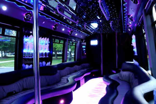 22 people party bus Fort Collins