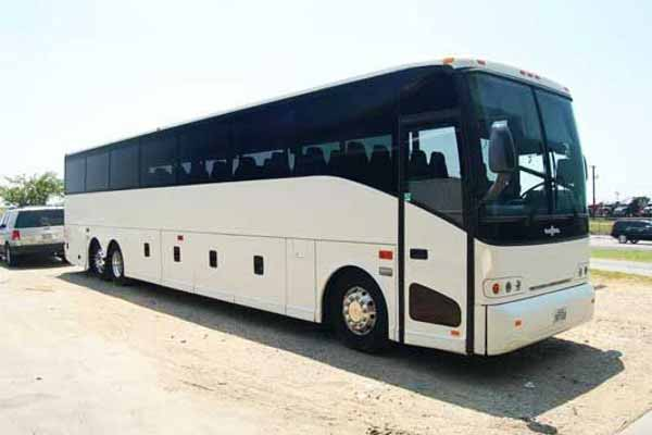 50 passenger charter bus Fort Collins